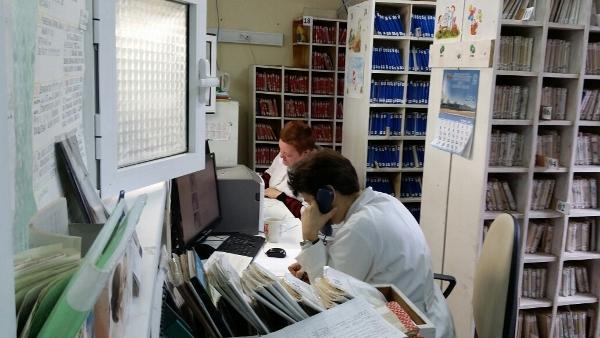 Номер регистратуры 1 поликлиники во владикавказе на